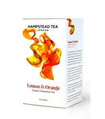 Produktbild Te Hampstead Lemon Orange 20p