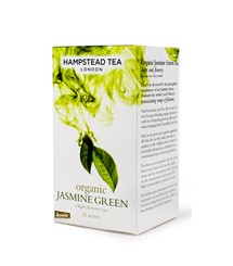 Produktbild Te Hampstead GreenJasmine tea 25p