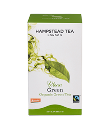 Produktbild Hampstead Clean Green tea