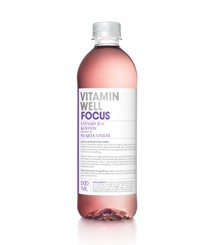 Produktbild Vitamin Well Focus