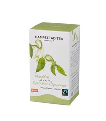 Produktbild Te Hampstead Peppermint & Spearmint 20p