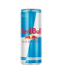 Produktbild Red Bull Sugar Free 24x25cl