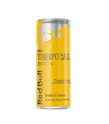 Produktbild Red Bull Tropical Editi 24x25cl