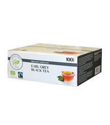 Produktbild GBT Earl Grey Fairtrade Krav 100st