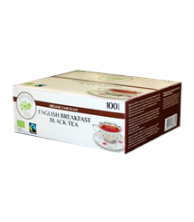 Produktbild GBT English Breakfast Fairtrade Krav 100st