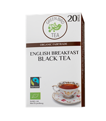 Produktbild GBT English Breakfast EKO Fairtrade Krav 20p