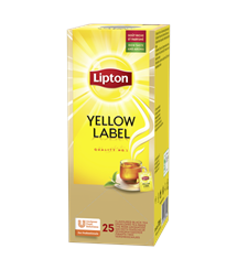 Produktbild Lipton Yellow Label 25p