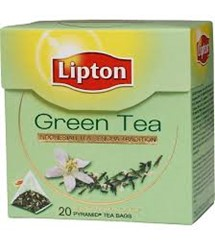 Produktbild Pyramid Green Tea 20p