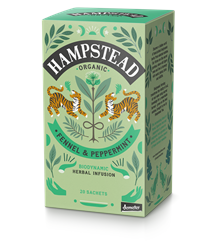 Produktbild Hampstead Fennel & Peppermint 20p
